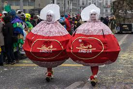 Fasnacht Lindt