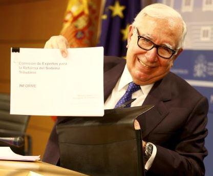 Tax Reform Spanien